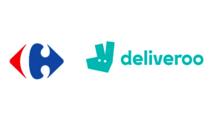 Carrefour et Deliveroo signent un partenariat en France et à l'international